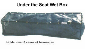 Under the Seat Wet Box